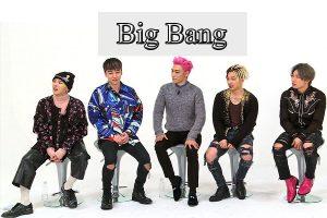 วง Big Bang ถูกแต่งตั้งเป็นทูตกิตติมศักดิ์โดยกระทรวงวัฒนธรรมเกาหลี