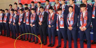ข่าวแฟนเกาหลีใต้ปาไข่ไม่พอใจผลบอลโลก